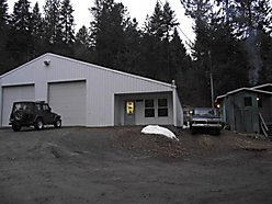 acres, commercial, shop, commercial shop, lot, rental, property, investment, St. Maries, Idaho, for sale