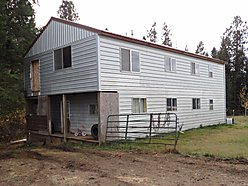 horse property, pasture, trees, fenced, buildings, storage, home, Coeur d'Alene, Moscow, Idaho, for sale