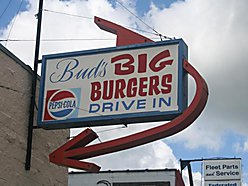 Idaho, bud's burgers, burgers, restaurant, business, St. Maries, St. Joe River, river, popular, establishment, turnkey, building, excellent condition,  for sale