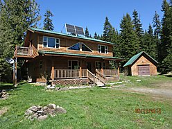 Fannie Mae, St. Maries, Idaho wildlife, ATV, horse, bedroom, covered deck, deck, solar panels, outdoors, trails, hhomepath, property, for sale,