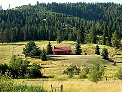 Santa, Idaho, ranch, acres, well, spring, pond, big game, wildlife, livestock