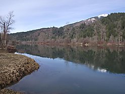 St. Joe River Frontage, Idaho, riverfront, property, St. Maries, R.V., recreational, fishing for sale