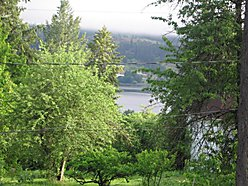 harrison, Idaho, lake, coeur d'alene, views, lot, downtonw, beach,  for sale