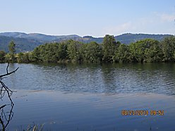 lot, recreation, St. Joe River, acre, river frontage, spring well, power, St. Maries, Idaho for sale