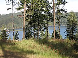 parcel, property, for sale, St. Maries, Harrison, Coeur d'Alene, Idaho, waterfront, views, building  for sale