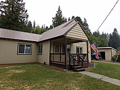 home, house, for sale, garage, St. Maries, Idaho, corner lot, updates for sale