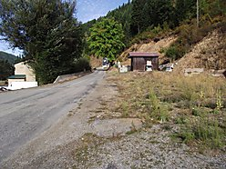 commercial lot, for sale, Avery Trading Post, water, sewer, recreation site, Avery, Idaho for sale