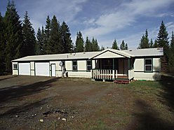 manufactored home, acres, garage, shop, shed, lot, private, marketable timber, Fernwood, Idaho for sale