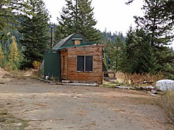 mountain, property, for sale, cabin, power, phone, St. Maries, Idaho, St. Joe Valley for sale