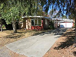 home, for sale, Coeur d'Alene, Idaho, Fannie Mae Owned Property, fenced yard, garden, fruit trees for sale