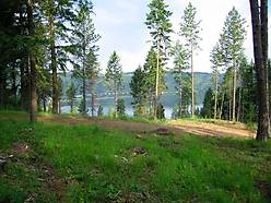 lake coeur d` alene nearby, camp or build with views, near harrison, idaho, acres, buildable, property, trail of the coeur dalenes, bike trail, property, building lot, recreational