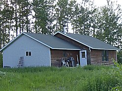 Floodwood, Minnesota, recreational property, parcel, privately owned property, acres, Public Land, hunting cabin, beaver pond, gas lights, wood heating, hunting