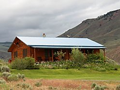 home, for sale, clayton, idaho, salmon river, river frontage, horses, big lake creek, views, fish,  for sale