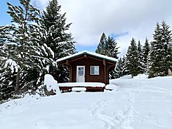 land, for sale, acre, off grid, generator, usfs land, dry cabin, snowmobile, hunt, clark fork river, for sale