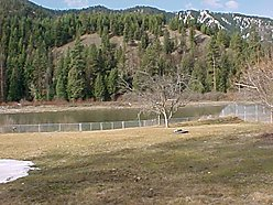river front, lot, clark fork, river, superior montana, property, acre, fenced, garage, shop, well, electricity, build, views,