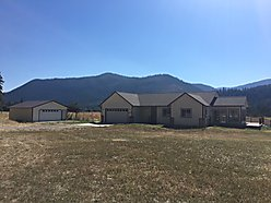 home, for sale, superior, montana, acres, garages, views, storage, clark fork river, hot springs,  for sale