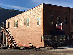 seller financing, business, superior montana, office, coffee bar, soda shop, bedroom, apartment, for sale