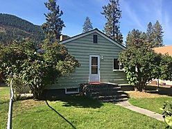 home, for sale, superior, eva horning park, montana, school, clark fork river, quinn's hot springs,  for sale