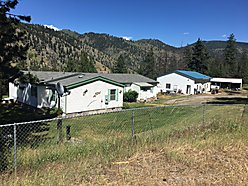 mobile home, for sale, superior, montana, clark fork river, fenced, barn, workshop, privacy,  for sale