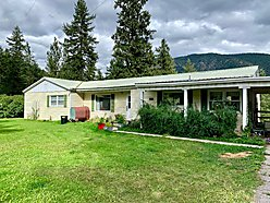 home, for sale, river frontage, clark fork river, superior, montana, for sale, handicap accessible,  for sale