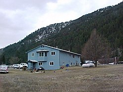 rental, for sale, superior, montana, apartment, trailer court, mobile home, clark fork river, view,  for sale