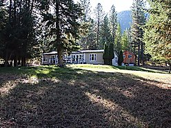 home, for sale, superior, montana, wildlife, clark fork river, flat creek, atv, hike, hunt,  for sale