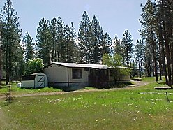 Manufactured home, double wide, superior, montana, for sale, property, acres, deck, bedroom, bathroom