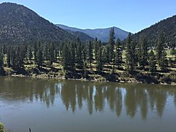 building lot, property, acres, lot, land, for sale, Superior, Montana, Clark Fork River,  for sale