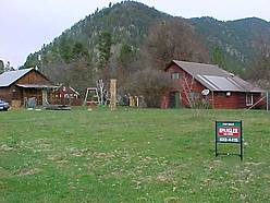 building lot, superior montana, montana, sewer, water, city lot, for sale,