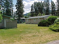 Superior, montana, city lots, nice home, for sale, shop, mother in law apartment, devopled yard.,