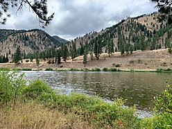 clark fork river, year round access, for sale, superior, montana, water, electric, river frontage, for sale