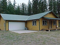 Superior, Montana, RV spot , never been lived in, quiet, shop, garage, apartment, acre, Riverbend, attach gargae