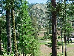 superior montana, city water, sewer, private, mountain, view, river view lot,