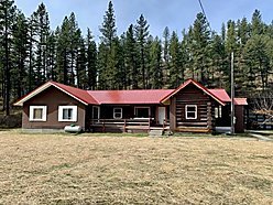 single level, home, for sale, superior, Montana, clark fork river, views, level, outbuildings, farm, for sale