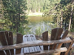 Clark Fort River, septic, water, mountains, property, Mineral County, Superior, Montana for sale