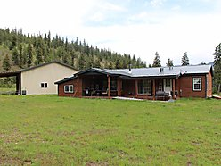 home, for sale, superior, montana, creek, wildlife, rv, outbuildings, shops, usfs land,    for sale