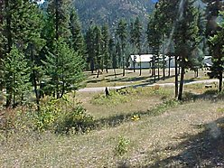 acre, lot, timbered, covenants, views, Superior, Montana, for sale