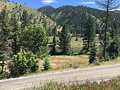 lot, build, for sale, superior, montana, clark fork river, sewer, water, flathead lake, hot springs, for sale