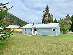 home, for sale, single level, superior, montana, garage, views, clark fork river, lolo hot springs,  for sale