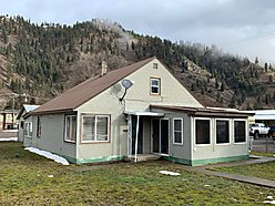 home, for sale, superior, montana, garage, fenced yard, Clark Fork River, Lolo Hot Springs, views,  for sale