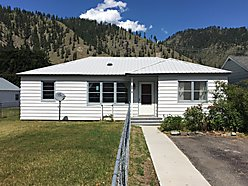 home, for sale, superior, montana, single level, fenced yard, shop, eva horning park, school,  for sale