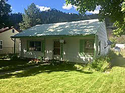 home, for sale, superior, montana, garage, clark fork river, lolo hot springs, fenced, single level, for sale
