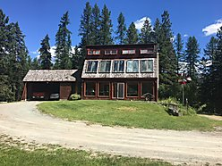home, for sale, superior, Montana, acres, well, views, murphy creek cliffs, solar energy, views,  for sale