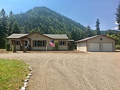 manufactured home, for sale, superior, montana, garage, workspace, shed, views, clark fork river,  for sale