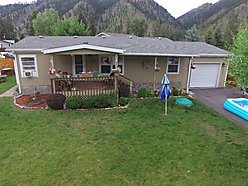 mobile home, for sale, clark fork river, storage, workshop, flat creek, eva horning park,  for sale