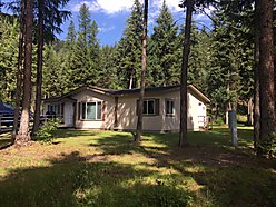 home, for sale, manufactured, permanent foundation, cedar creek, clark fork river, lolo hot springs, for sale