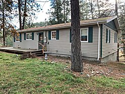 home, for sale, superior, montana, clark fork river frontage, deck, fenced yard, shed, fireplace, for sale
