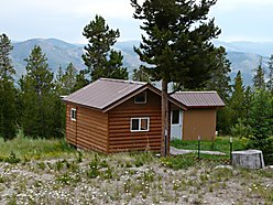 Anaconda, Montana, cabin, shop , land, solar panels, storage room, off the gird for sale