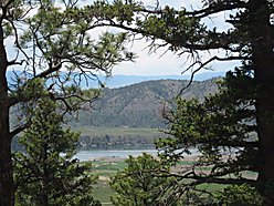 property, mountains, acres, National Forest, Hauser Lake, Helena, Montana, hunting, fishing,  for sale