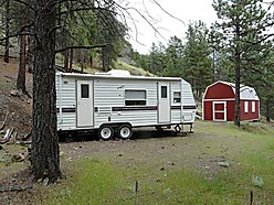 land, for sale, camper, dearborn river, montana, trout fishing, missouri river, holter lake, craig,  for sale